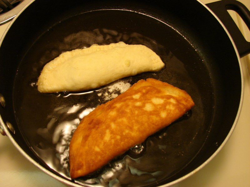 how to make homemade fried pies