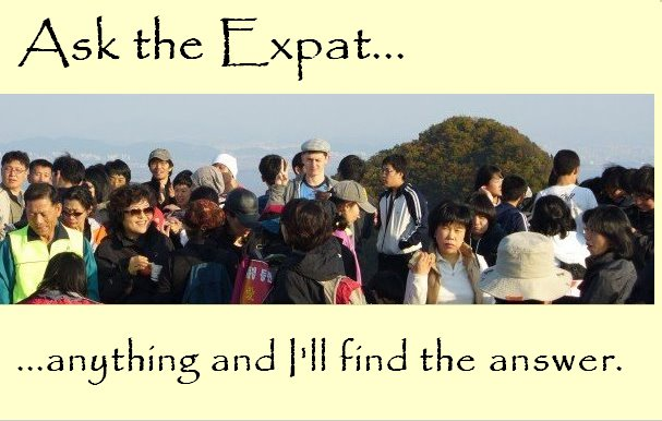 Ask the Expat