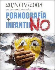 Pornografa Infantil NO