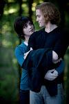 Alice y Jasper Cullen