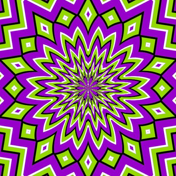 иллюзии восприятия