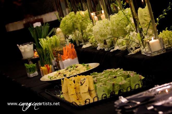Buffet Style Wedding