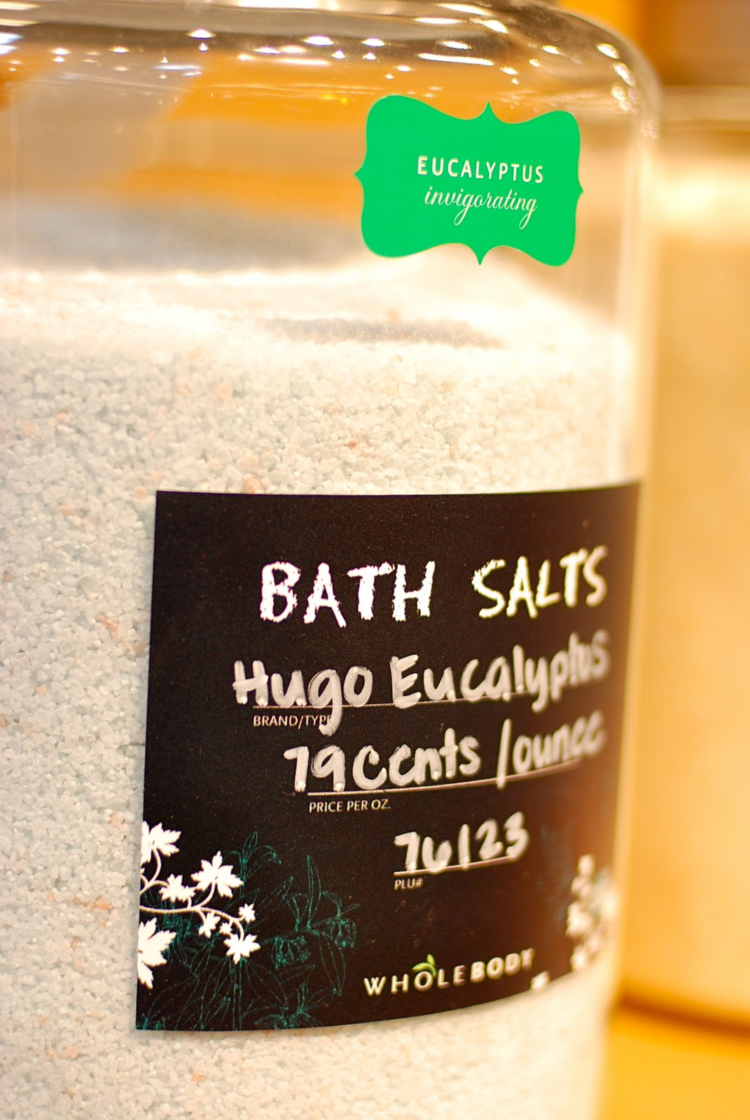 Bulk Bath Salts Whole Foods