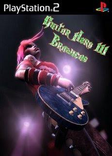 [PS2] Guitar Hero Brazukas Guitar