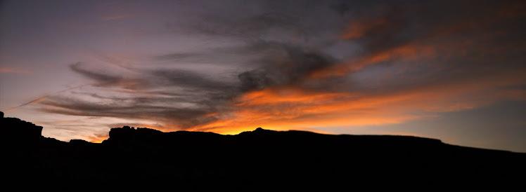Lake Powell, AZ Sunset