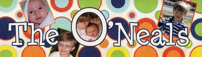the oneals family blog