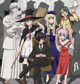listado de series de anime: