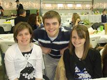 Sarah, Nate and Katie