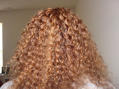 Tree Braids Wet and Wavy Blond