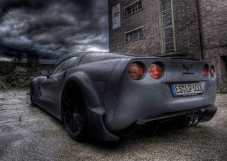BlackforceOne Chevrolet Corvette C6