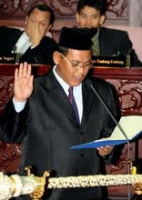 BLOG YB AMINUDDIN HARUN
