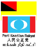 PARTI KEADILAN RAKYAT N.S.D.K