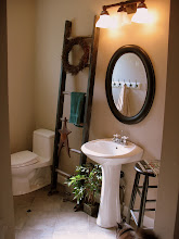 The main bathroom