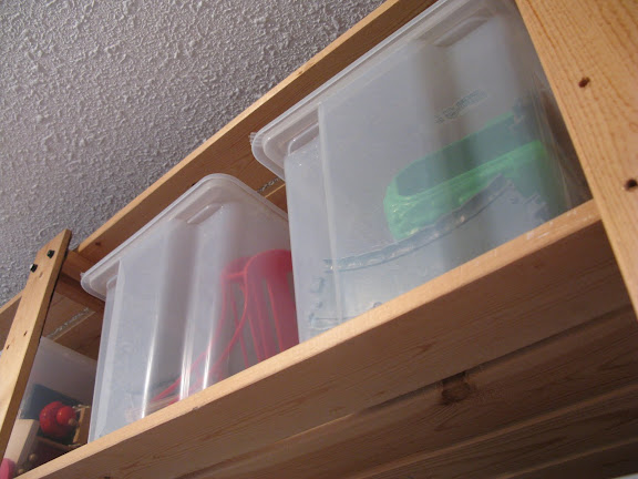 toy storage ideas Ikea bins