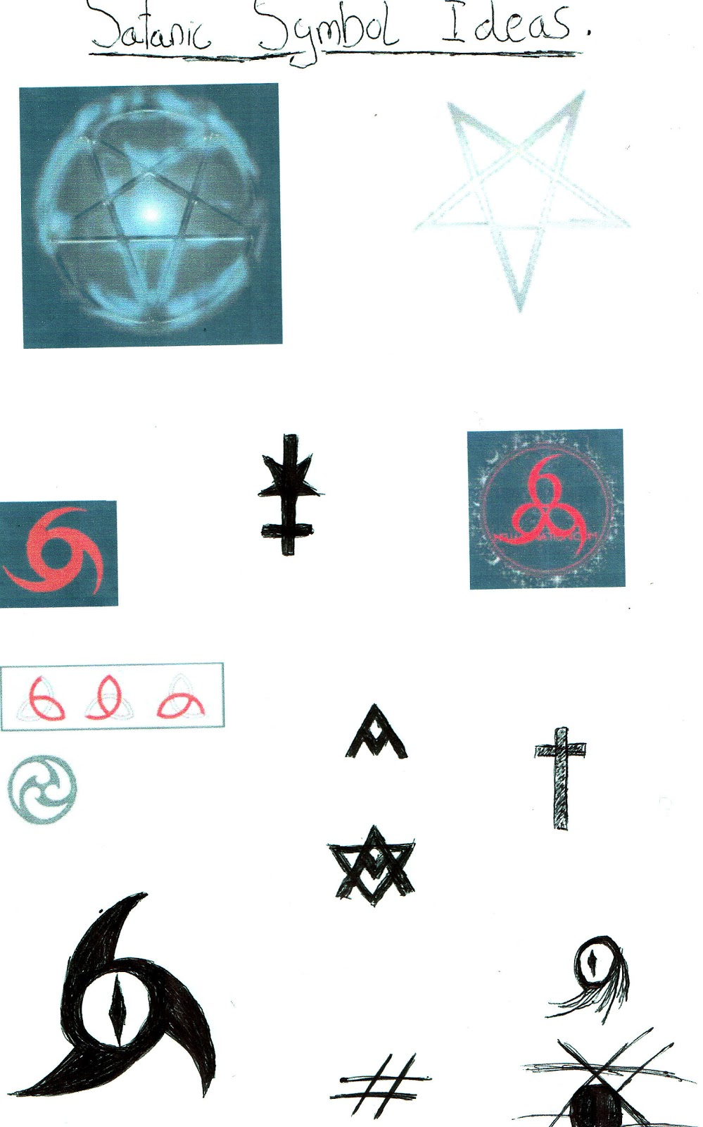 Devil Signs And Symbols Meaning Church Of Satan Symbol Meaning