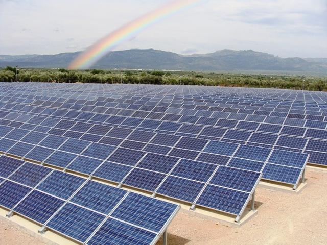 Ecolog a y negocios que es un panel solar fotovoltaico for Pannelli solari immagini