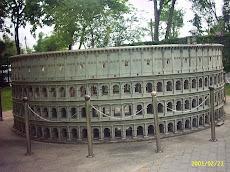 สนามกีฬาของโรมที่เคยทรมานคริสเตียน