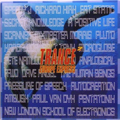 Various - Trance Orbital Express