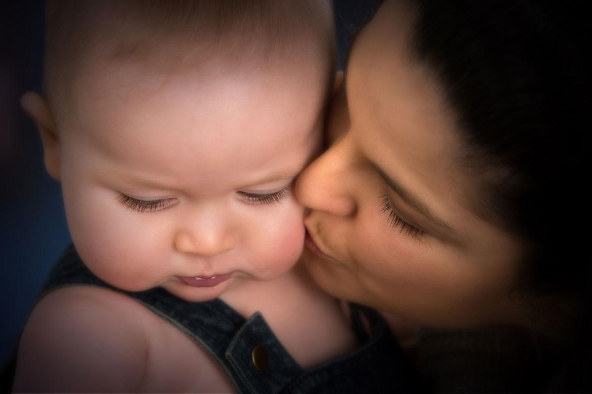 Ansia da separazione nell'attaccamento tra madre e bambino