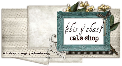 {this & that} cake shop