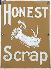 Honest Scrap Award!