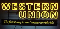 Forma de Pago por Western Union