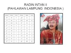 RADIN INTAN II