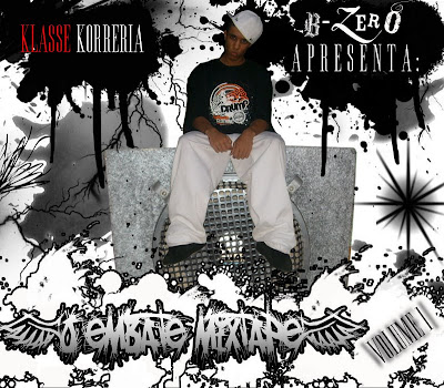 B-Zero Apresenta - O Embate Mixtape Vol. 1