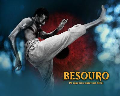 """Besouro """"Da Capoeira Nasce um Heroi"""""""