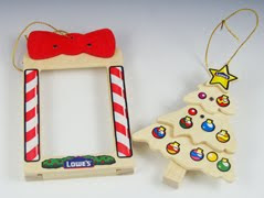 this week they are making christmas ornaments as pictured below its recommended to arrive early enough so the class wont be full