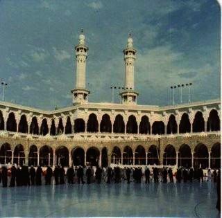 masjidil haram mekkah ,1990