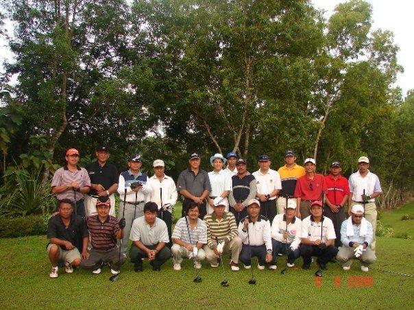 golf di yangon myanmar 2007