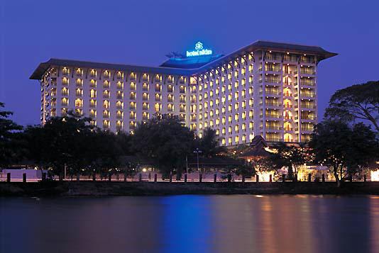 hotel nikko yangon myanmar