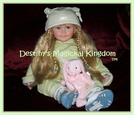 Courtney (Click On Photo To See More Dolls/Reborns)