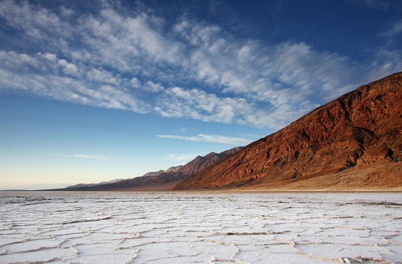 Death Valley, USA - Bad Water