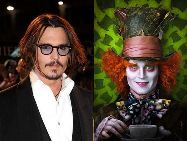 Johny Depp - Alice in Wonderland