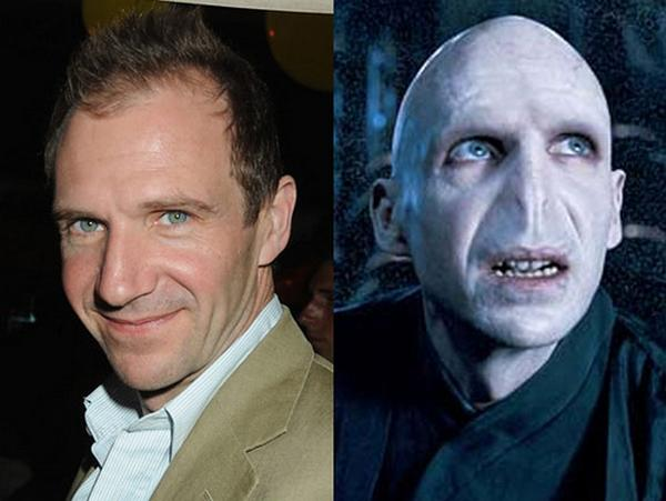 Ralph Fiennes - Harry Potter and the Goblet of Fire