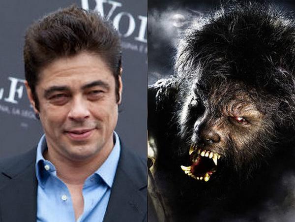 Benicio Del Toro - The Wolfman