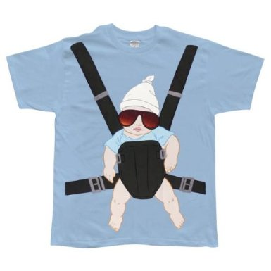 Funny Pictureshirts on Funny T Shirt   The Hangover Baby Bjorn   Funpicc