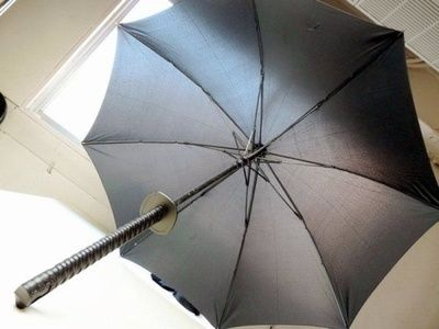 Legendary Samurai Sword Umbrella For Men