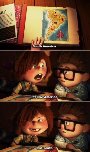 South America - It's Like America - But South