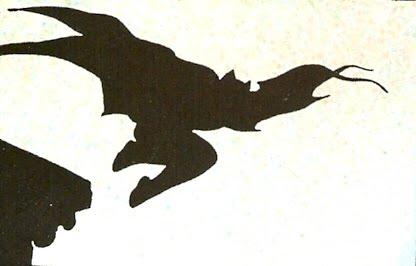 la sombra del murcielago