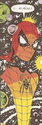 Spiderman entre las estrellas