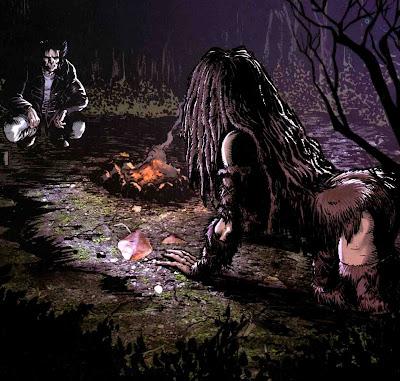 Wolverine y La Nativa compartiendo el mismo fuego