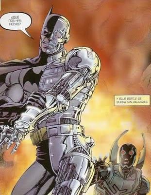Batman el ciborg