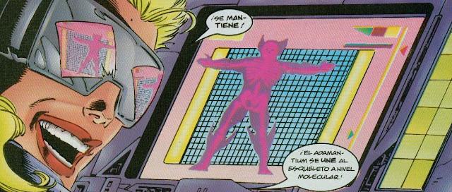 Wolverine tiene vida interior, aunque crean que no