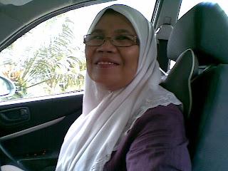 Selamat Hari Ibu, MA!!!