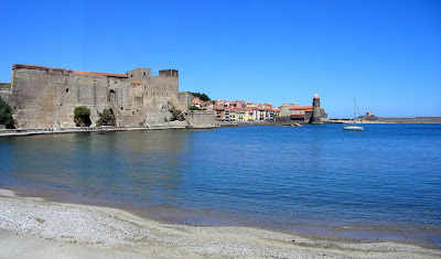 Royal Castle and malecon of Collioure