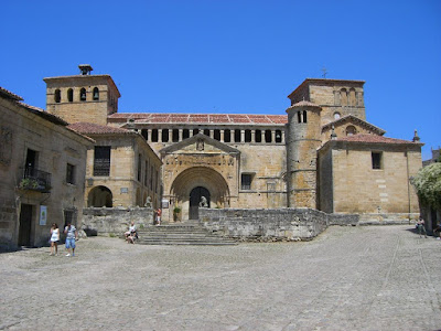 Collegiate church of Santa Juliana in Santillana del Mar