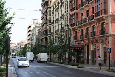 Gran Via Colon in Granada